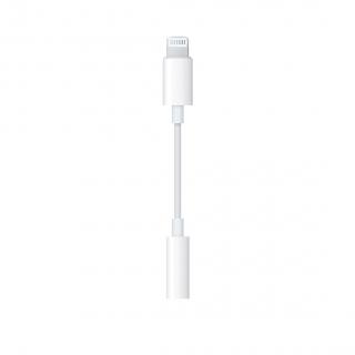Apple Lightning to 3.5mm Headphones White