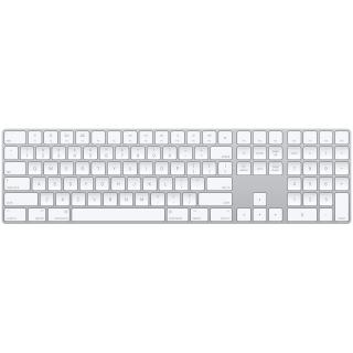 Повнорозмірна клавіатура Apple Magic Keyboard Silver