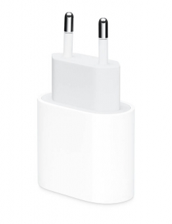 Адаптер Apple USB-C 20W White