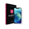 Захисне скло +NEU Chatel Full Cover Crystal with Mesh for iPhone 12/12 Pro Front Clear
