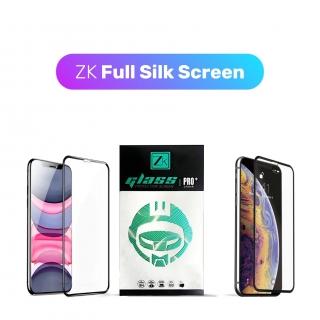 Захисне скло ZK для iPhone X/Xs/11 Pro Full Silk Screen 0.26mm