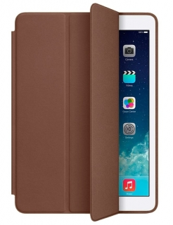 Smart Case for iPad 9.7 Air/2017/2018 - Brown