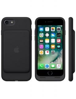 Чехол-батарея Apple Smart Battery Case для iPhone 7, iPhone 8, iPhone SE (Black)