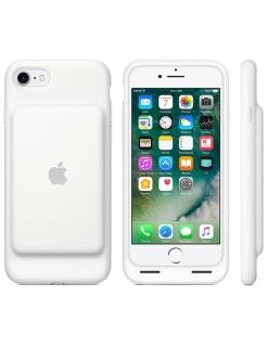 Чехол-батарея Apple Smart Battery Case для iPhone 7, iPhone 8, iPhone SE (White)