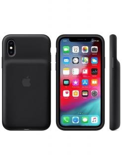 Чехол-батарея Apple Smart Battery Case для iPhone Xs (Black)
