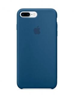 Silicone Case iPhone 7 Plus | 8 Plus - Ocean Blue (Original Assembly)