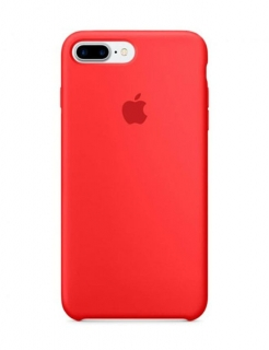 Silicone Case iPhone 7 Plus | 8 Plus - Product (RED) (Original Assembly)