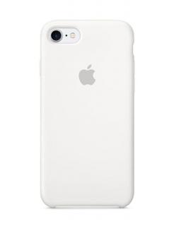 Silicone Case iPhone 7|8|SE(2020) - White (Original Assembly)