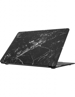 LAUT HUEX MacBook Air 13 (2018-2020) - Black marble