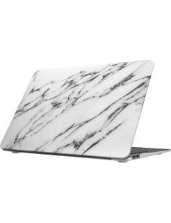 LAUT HUEX MacBook Air 13 (2018-2020) - White Marble