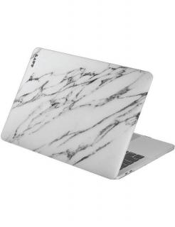 LAUT HUEX MacBook Pro 13 (2016-2020) - White Marble
