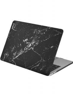 LAUT HUEX MacBook Pro 13 (2016-2020) - Black marble