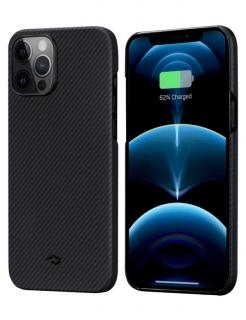 Pitaka Air Case (Black/Grey) для iPhone 12 Pro Max