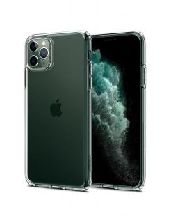 Чохол Spigen Liquid Crystal, iPhone 11 Pro(Crystal Clear)