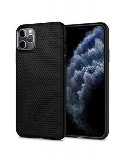 Чохол Spigen Liquid Air, iPhone 11 Pro (Black)