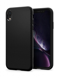 Чохол Spigen Liquid Air, iPhone XR (Black)