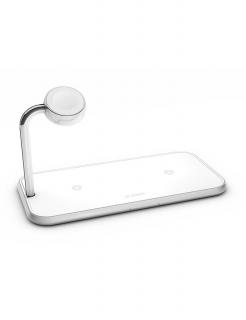 Бездротова зарядка Zens Dual + Apple Watch (Black)