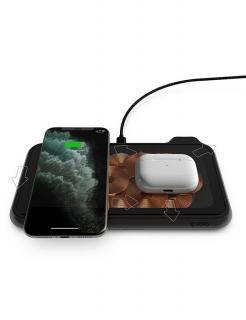 Бездротова зарядка Zens Liberty 30W (Glass)