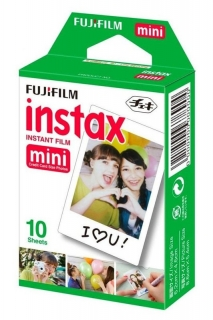 Фотопапір Fujifilm INSTAX MINI EU 2 GLOSSY (54х86мм) 10шт