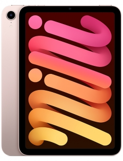 Планшет Apple iPad Mini 6, 256GB, Wi-Fi + LTE, Pink