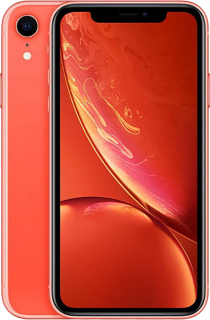 iPhone XR 64Gb Coral (Slim Box)