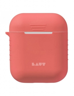 Чохол LAUT POD Slim Protective Case for AirPods - Coral