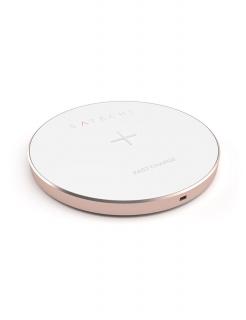 Бездротова зарядка Satechi Wireless Charging Pad Rose Gold